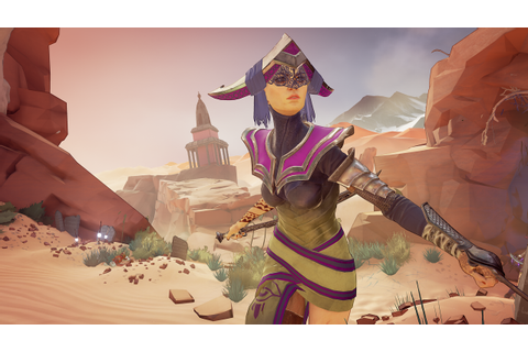 Mirage: Arcane Warfare has the best first-person melee in ...
