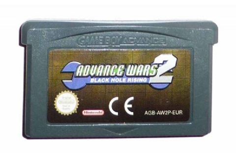 Buy Advance Wars 2: Black Hole Rising Game Boy Advance ...
