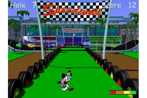 Animaniacs Game Pack - Tee Off Minigolf - BEST PLAY - YouTube