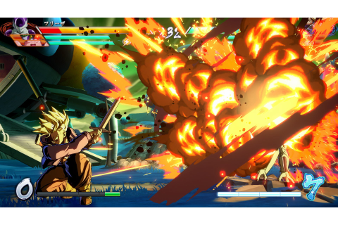 Dragon Ball FighterZ - TFG Preview / HD Screenshots