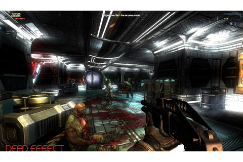 Dead Effect Free Download Full Game PC