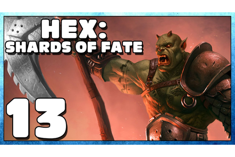 Hex Shards of Fate Part 13 - The Army of Myth - Hex Shards ...