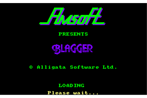 Download Blagger - My Abandonware
