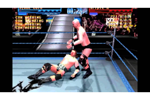 WWF Smackdown Playstation 1 HD - YouTube