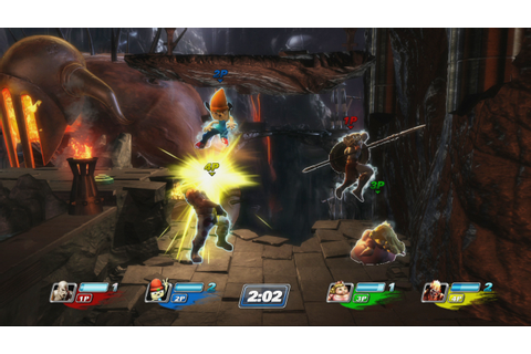 PlayStation All-Stars Battle Royale (PS Vita) Review ...