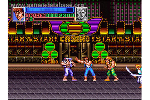Super Double Dragon - Nintendo SNES - Games Database