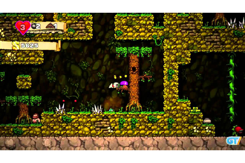 Spelunky - Review - YouTube