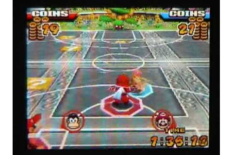 Mario Slam Basketball - YouTube