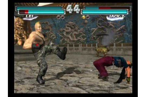Tekken Tag Tournament: Gun Jack 2 - YouTube