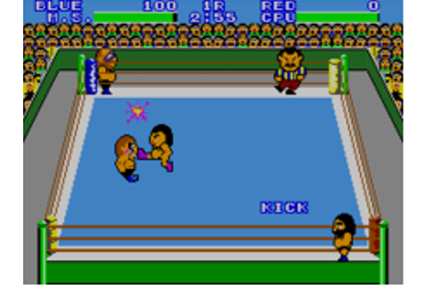 Pro Wrestling (Master System video game) - Wikipedia