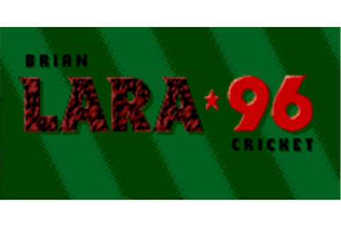 Brian Lara Cricket 96 Download Game | GameFabrique