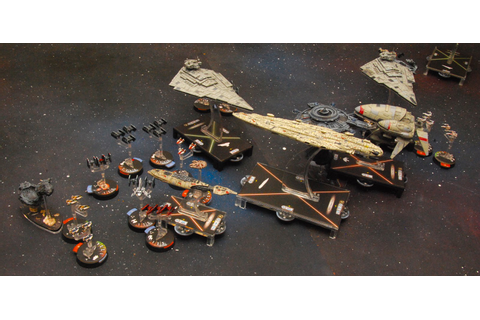 Lord Ashram's House of War: Eye Candy! A Star Wars Armada ...