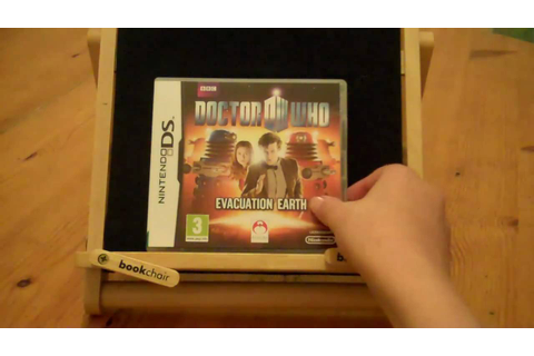 doctor who evacuation earth ds game - YouTube