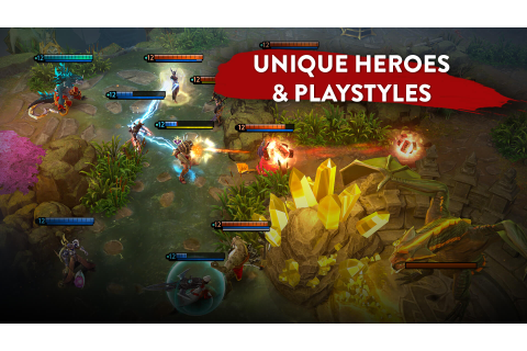 Vainglory | The no-compromise cross-platform MOBA.