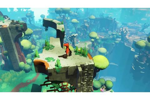 Hob [PS4/PC] Launch Date Trailer - YouTube