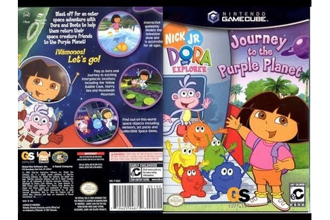 Dora the Explorer: Journey to the Purple Planet - The ...