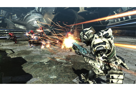 Why knee-sliding shooter Vanquish is due a PS4 HD remaster ...