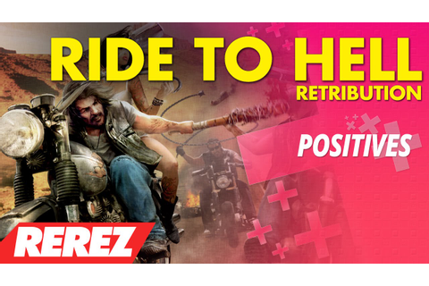 The Worst 360/PS3 Game - Ride to Hell: Retribution ...