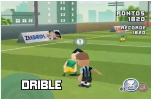 Zeebo F.C. Foot Camp (2010) by Zeebo Interactive Studios ...