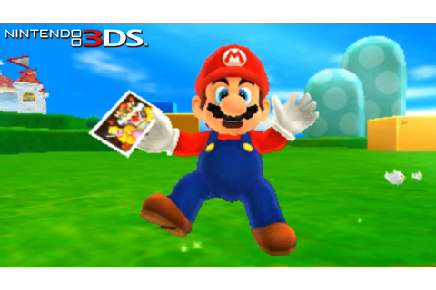 Super Mario 3D Land - Gameplay Nintendo 3DS Capture Card ...
