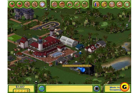 Golf Resort Tycoon 2 Download Free Full Game | Speed-New