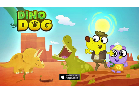 Dino Dog - A Digging Adventure with Dinosaurs - iPad Game ...