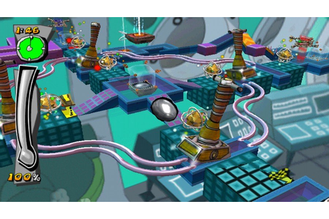 Mercury Meltdown Revolution (Wii) Screenshots