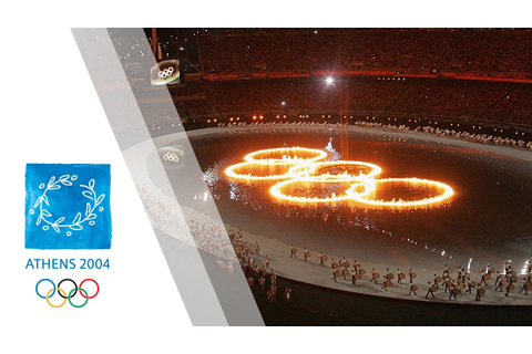 Opening Ceremony - Athens 2004 Summer Olympic Games - YouTube