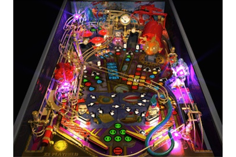 Pro Pinball: Fantastic Journey (Video Game) - TV Tropes