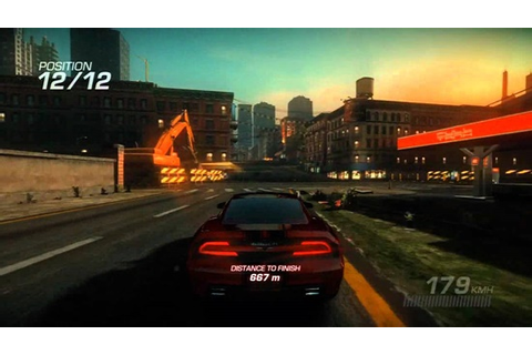 Ridge Racer Unbounded Game - Hellopcgames