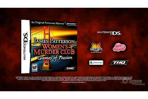 James Patterson's Women's Murder Club: Games of Passion - IGN