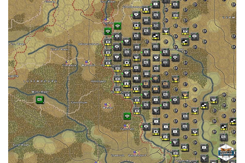 Screenshot image - The Operational Art of War III - Mod DB