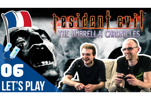 Resident Evil : The Umbrella Chronicles [Wii] - Let's Play ...