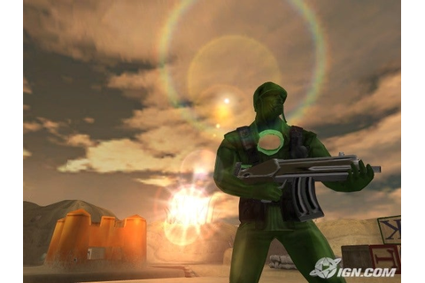Army Men: Sarge's War Screenshots, Pictures, Wallpapers ...