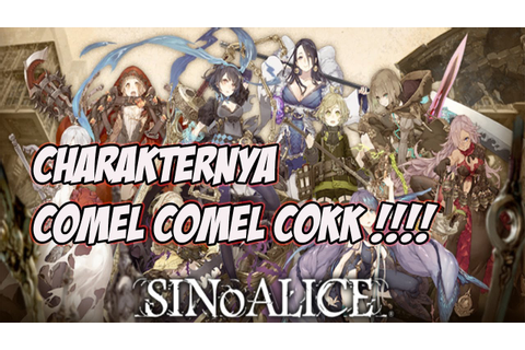 SINoALICE - Game Review Indonesia - YouTube