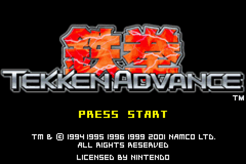 Tekken Advance Download Game | GameFabrique