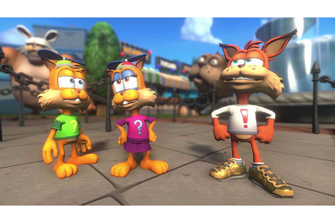 Bubsy: Paws on Fire! launches in April, DLC Kickstarter ...