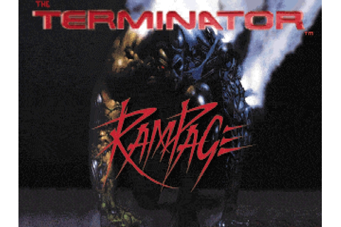 Download The Terminator: Rampage | DOS Games Archive