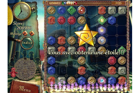 Jeu The Treasures Of Montezuma | Alawar