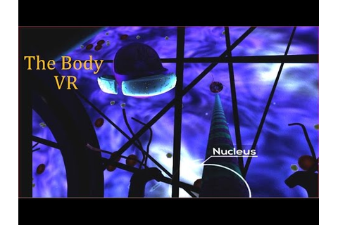 Steam Community :: The Body VR: Journey Inside a Cell