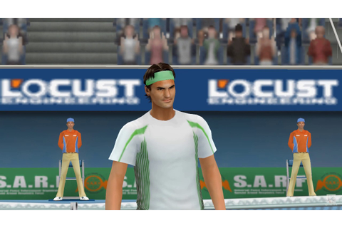 Smash Court Tennis 3 PSP Gameplay HD - YouTube