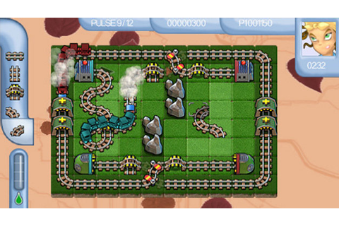 Pipe Mania Game | PSP - PlayStation