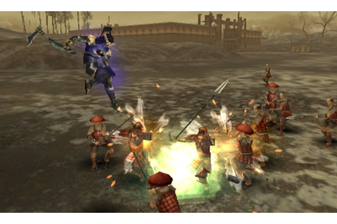 Samurai Warriors Chronicles Review | Games Reviews