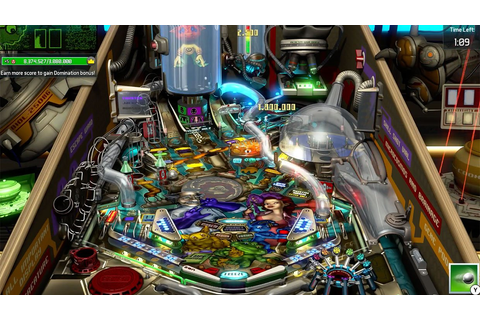 Pinball FX 3 Brings Multiplayer Tournaments, New Roster of ...