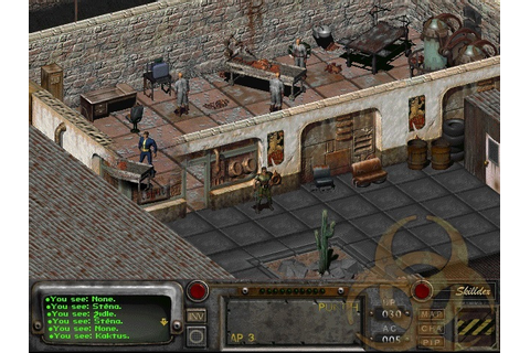 Fallout 1.5: Resurrection - free game | fullgames.sk