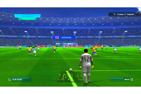 [GAMEPLAY] FIFA WORLD CUP BRAZIL 2014 - PC - YouTube
