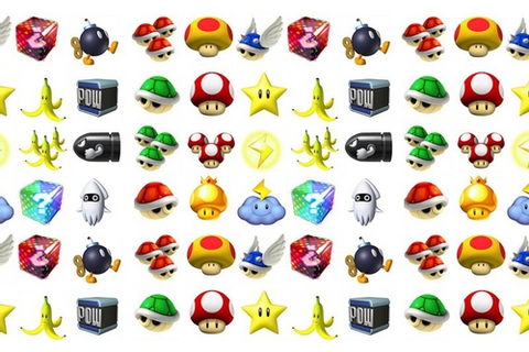 Nintendo Bilder Mario Items HD Hintergrund and background ...