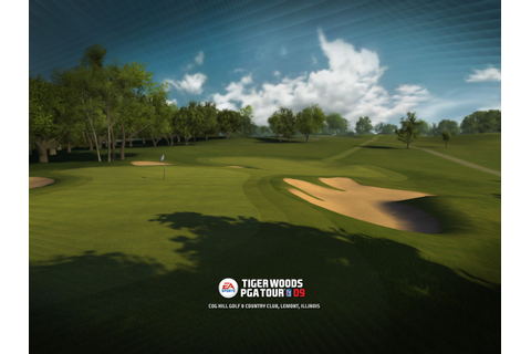Tiger Woods PGA Tour 09 Wallpapers | Pc Games Wallpapers
