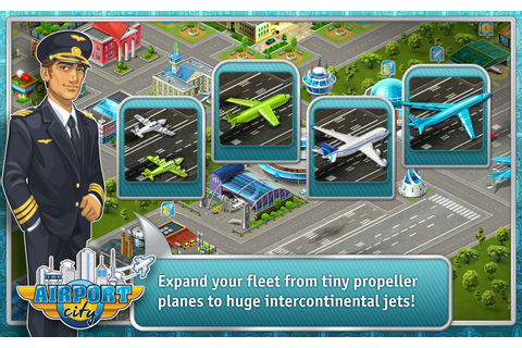 Game Insight launches airline game Airport City | EURODROID