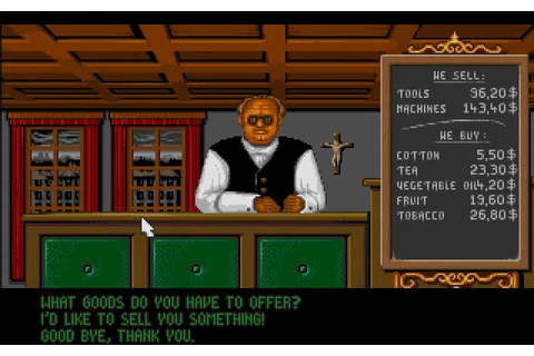 Download 1869 simulation for DOS (1992) - Abandonware DOS